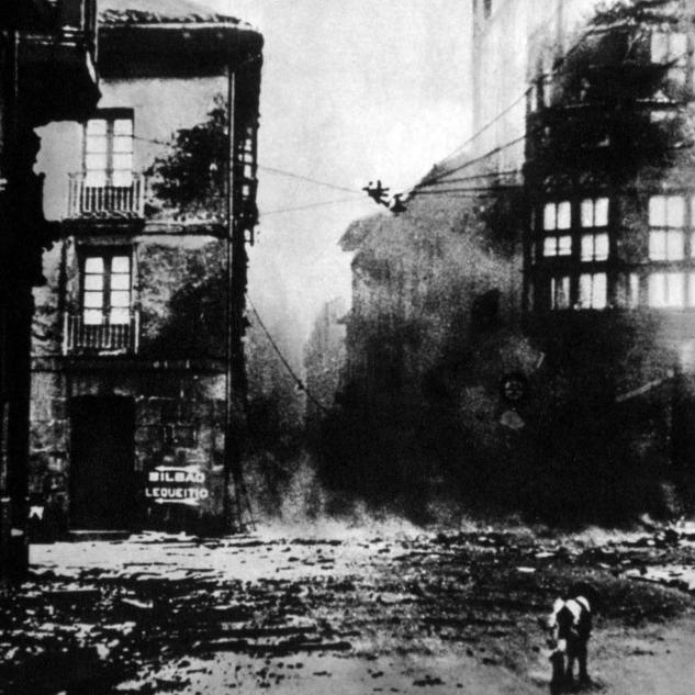 Bombalanma Ardından Guernica