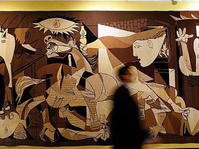 Guernica Tablosu: Picasso'nun Ünlü Eserinin Hikayesi