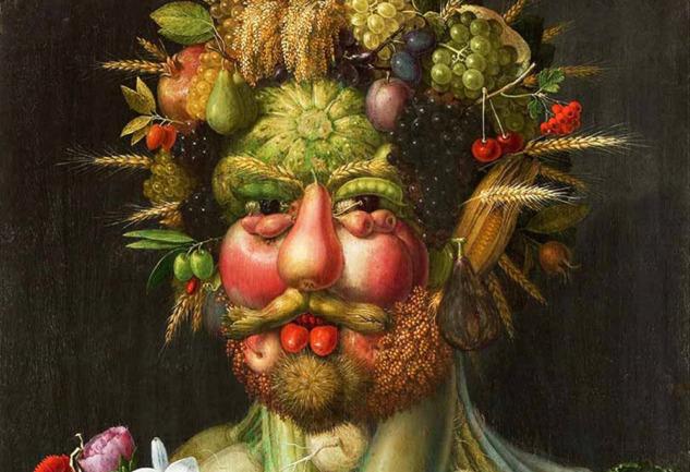 Giuseppe Arcimboldo: Doğayı Portreleştiren Ressam