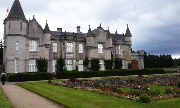 Palace of Holyroodouse, İskoçya