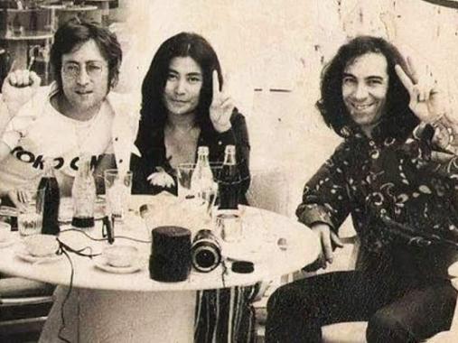 Erkin Koray ve John Lennon: Cannes'da Bir Buluşma