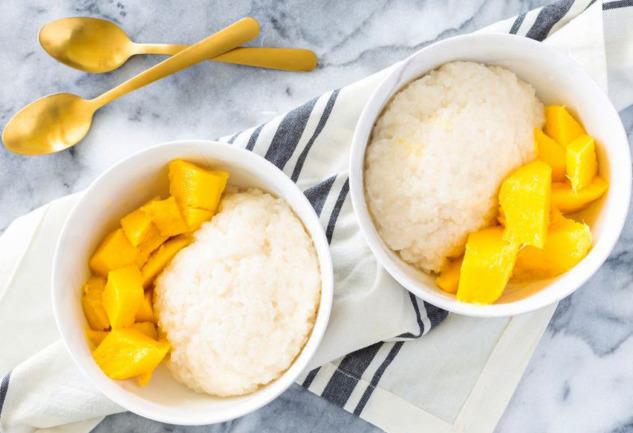 Mango Sticky Rice: Bir Güney Asya Sütlacı