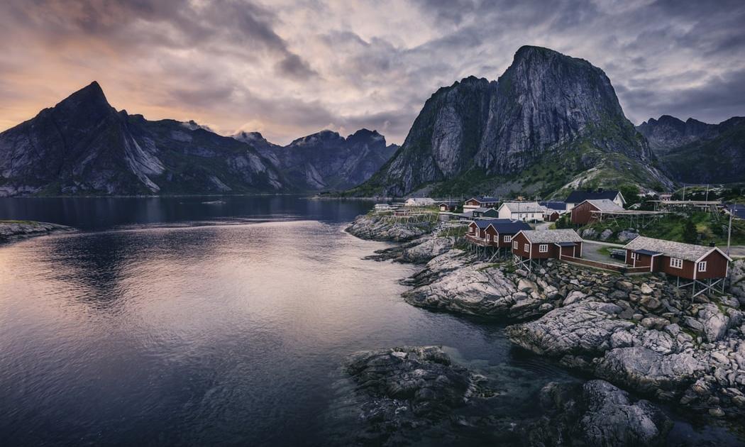 Norveç Fiyortları