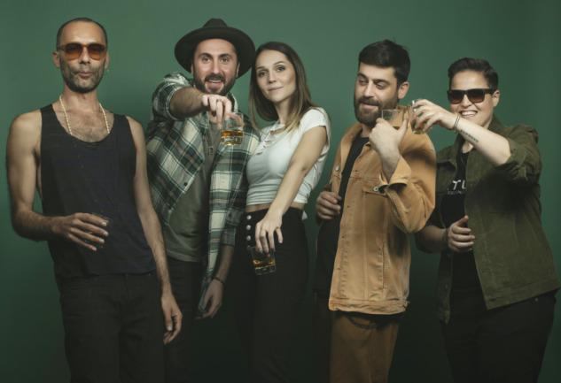 On Fade: #theirishspirit'i Yaşatan Müzik Grubuyla Röportaj