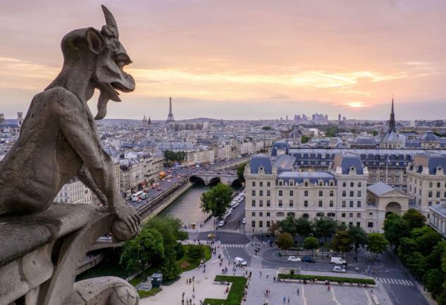 Paris'te Bir Hafta Sonu: Biraz Hayal Biraz Gerçek