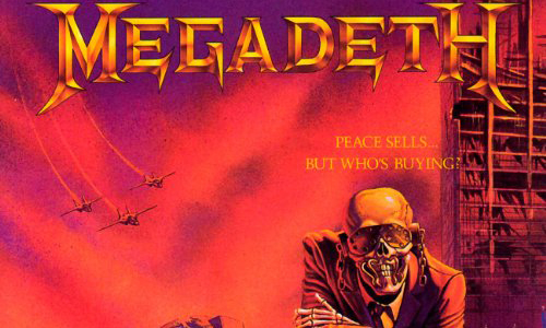 Megadeth, Peace Sells … but Who's Buying?