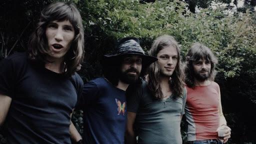 Pink Floyd'un Üyeleri