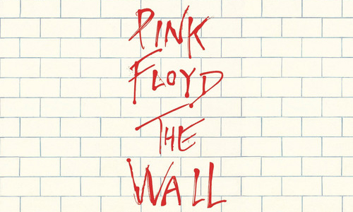 """Pink Floyd """"The Wall"""" Albüm Kapağı"""
