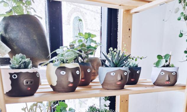 Plantsa Botanik Cafe