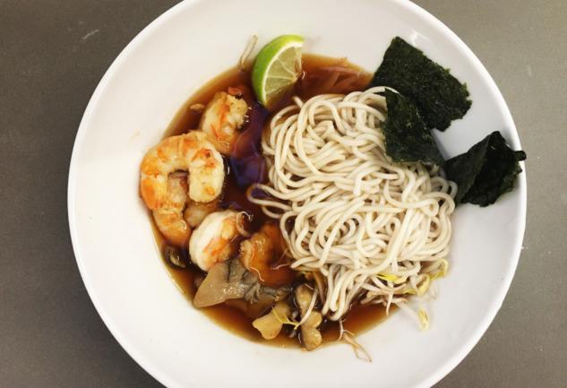 Ramen: Uzak Doğu Mutfağının Leziz Yemeği