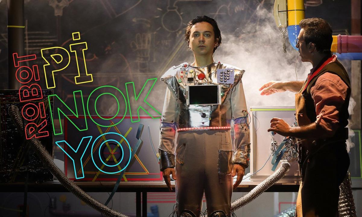Robot Pinokyo, İş Sanat