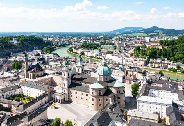 Salzburg: Hafta Sonu Seyahat Edilebilecek Bir Şehir