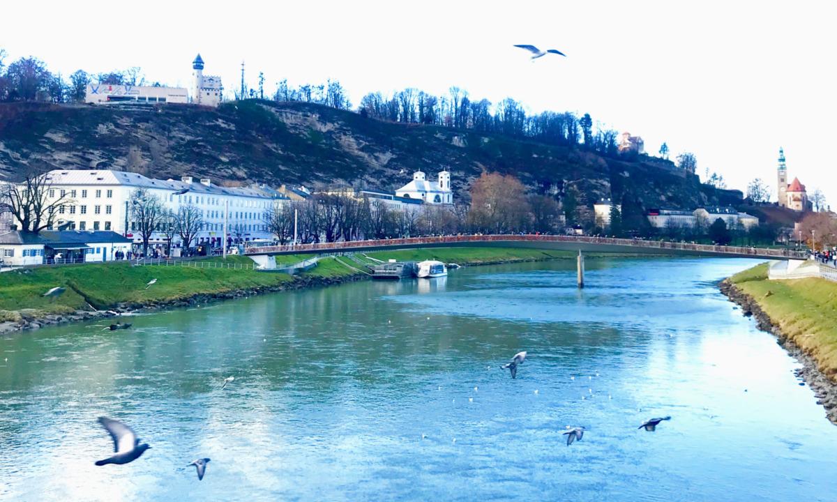 Salzburg Gezilecek Yerler