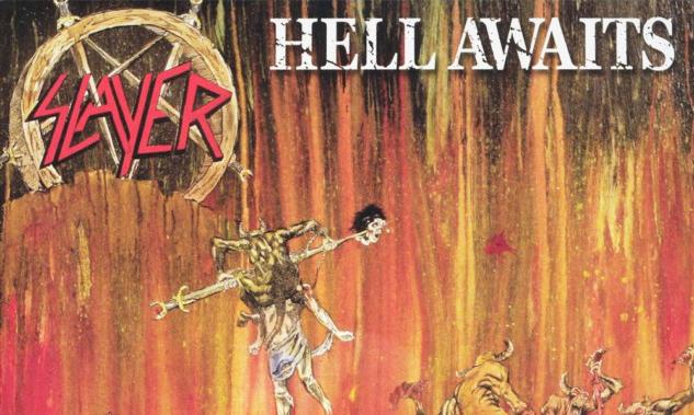 Hell Awaits Albümü