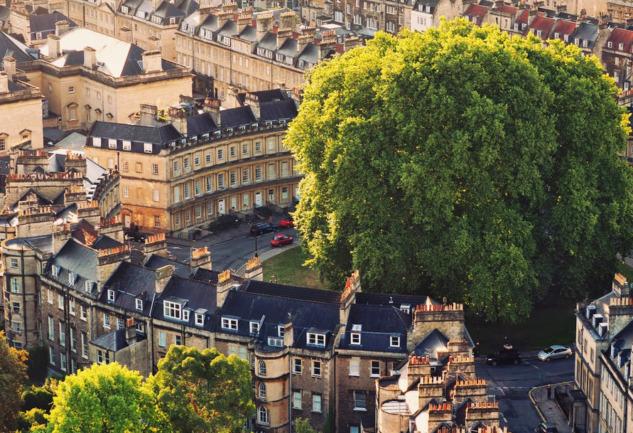 Bath: İngiltere'de Bir Roma İmparatorluğu Şehri