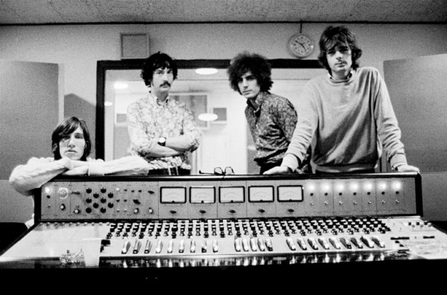 Pink Floyd, Abbey Road Stüdyosu