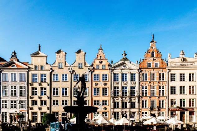 Gdansk, Polonya