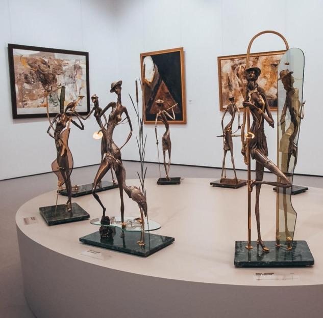 Tiflis Modern Sanatlar Müzesi