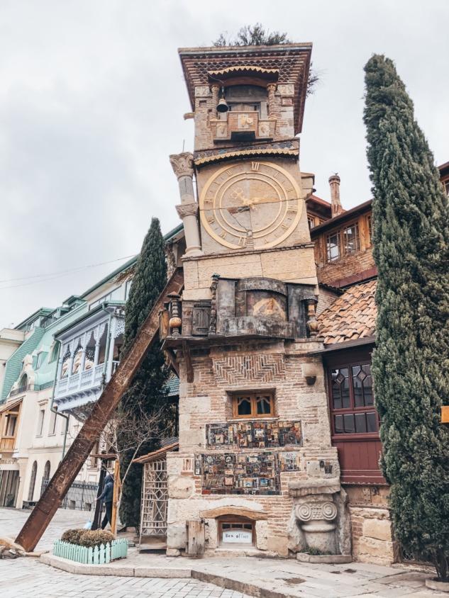 Gabriadze Saat Kulesi
