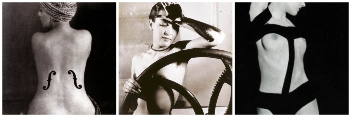 Man Ray Fashion Photography