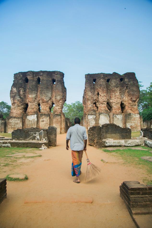 Polonnaruwa Arkeolojik Bölgesi