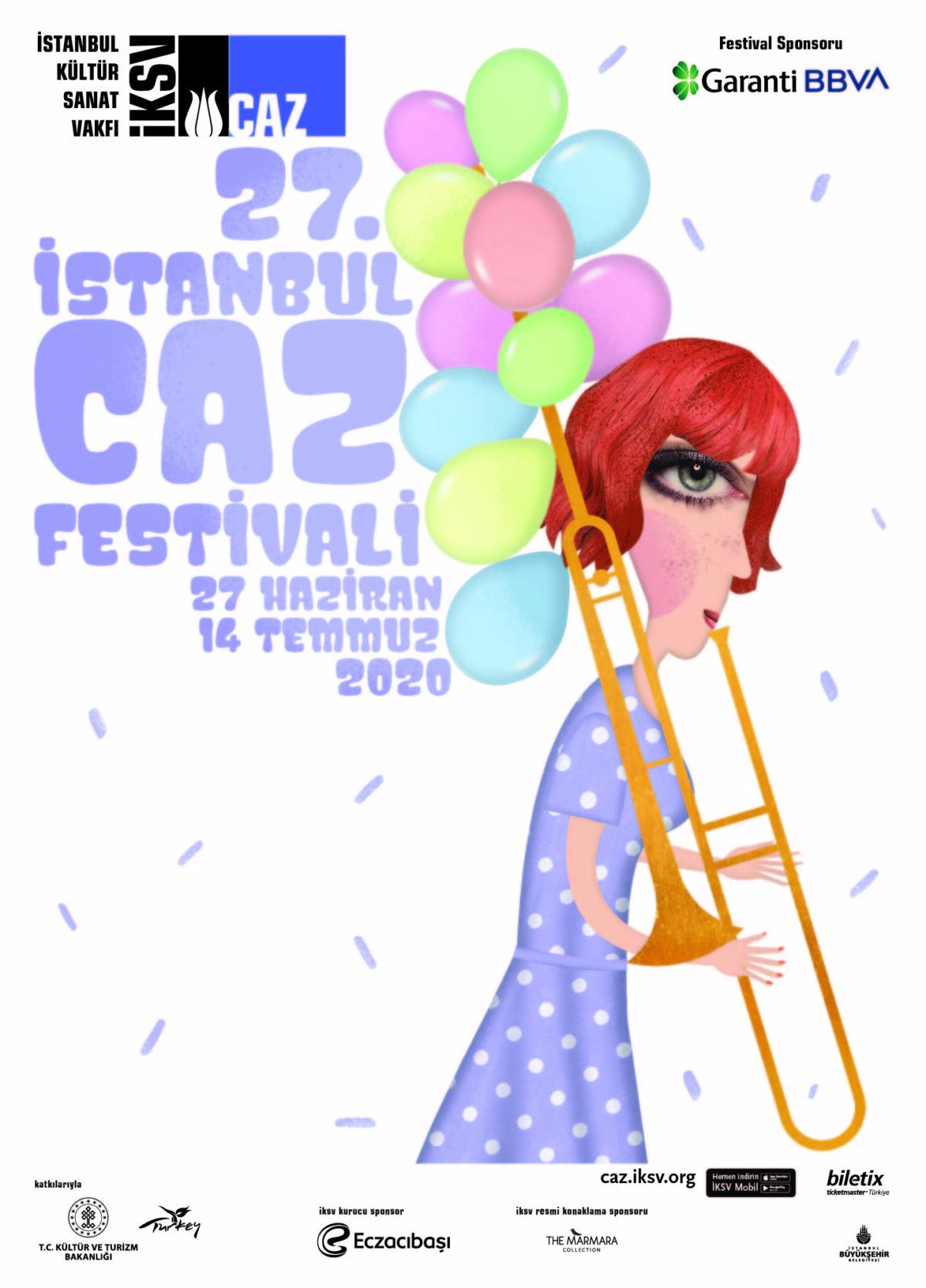 27. istanbul caz festivali