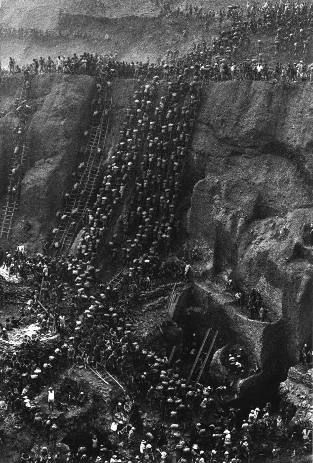 Altın Madeni İşçileri, Sebastião Salgado