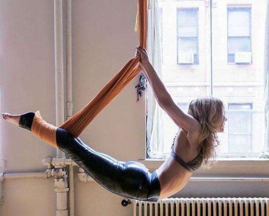 Hamak Yogası