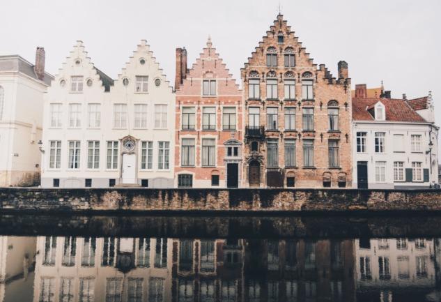 Brugge: Belçika'da Bir Orta Çağ Şehrinden Gezi Notları