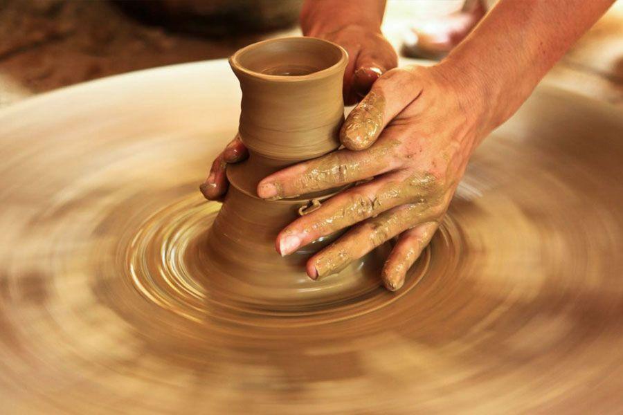 Çanak Çömlek Yapımı