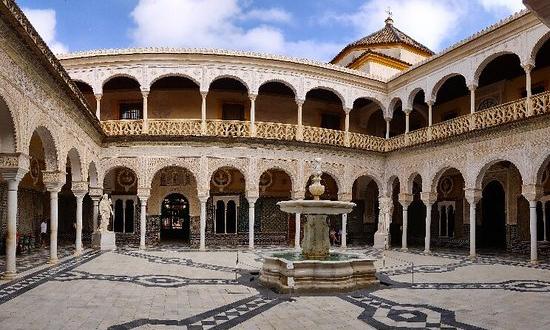 Casa de Pilatos Sarayı
