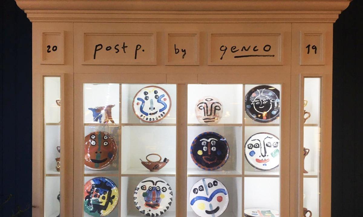 Genco Gülan, Post-Picasso Sergisi