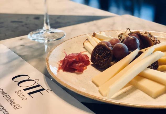 Cote Bistro: Etiler'de Bir Akdeniz Mutfağı