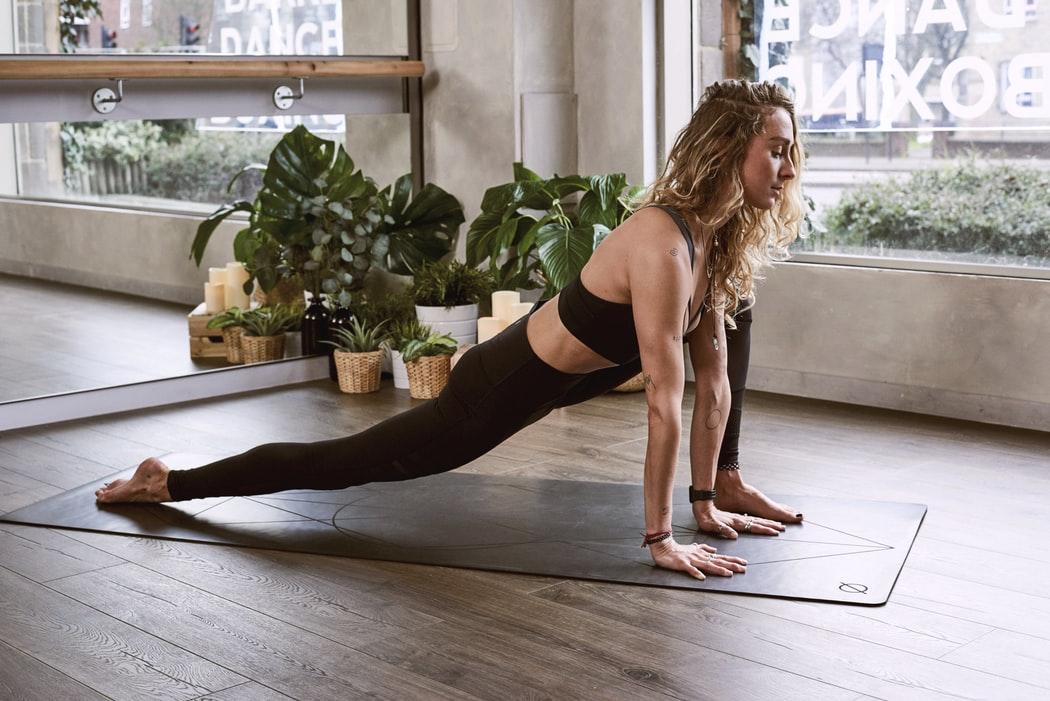 Evde Yoga Yapmak