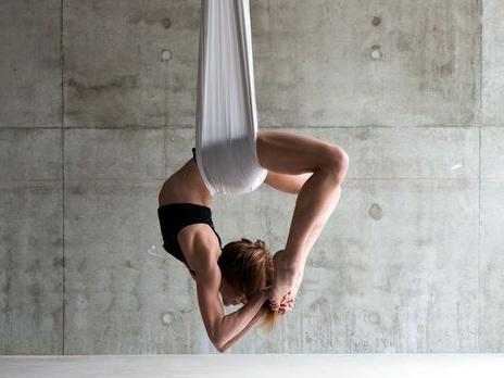 Hamak Yogası: Uçmaya Hazır Mısınız?