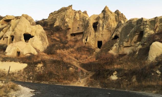 Kapadokya'ya Ulaşım