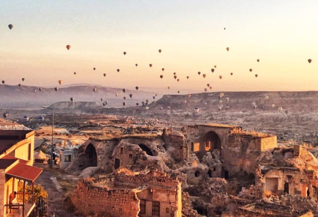 Kapadokya Gezi Rehberi: Rüya Gibi Bir Seyahat