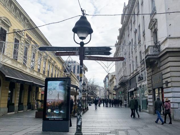 Knez Mihailov Caddesi