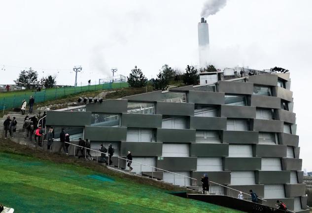 Kopenhag ve BIG: Bir Mimarın İzinde Şehri Gezmek