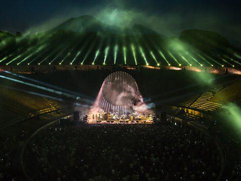 Live At Pompeii: Pink Floyd'dan Kalıntılar Üzerinde Bir Konser