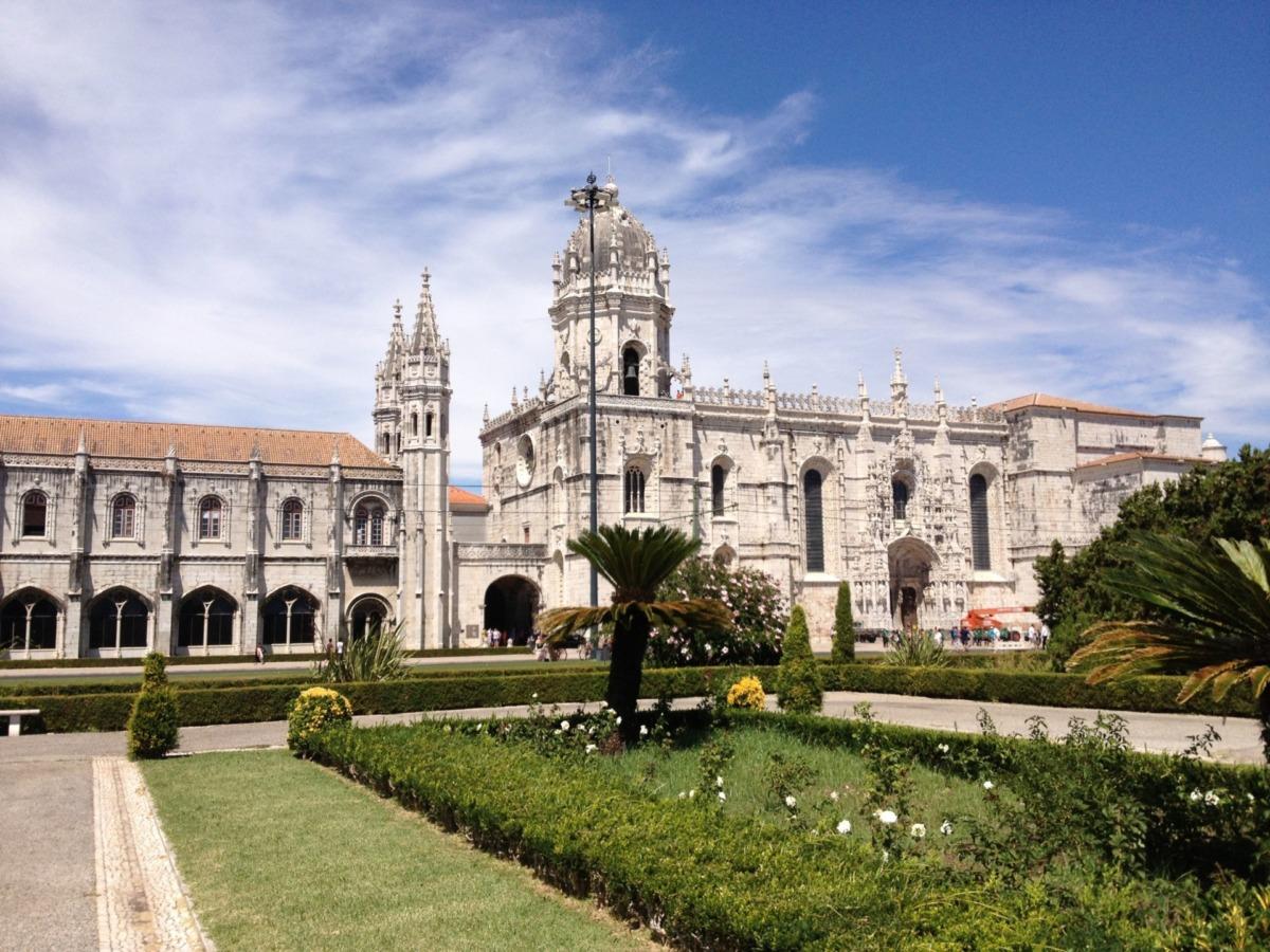 Jeronimos Manastırı, Lizbon