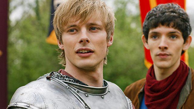 Merlin ve Kral Arthur