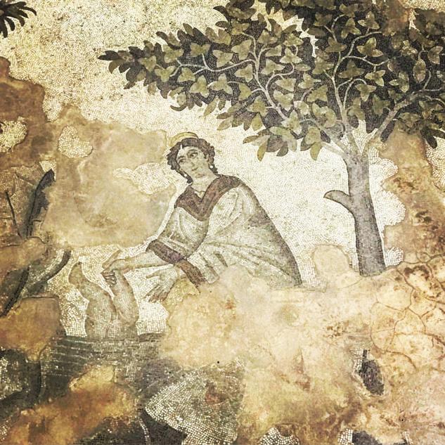 Haleplibahçe Mozaik Müzesi