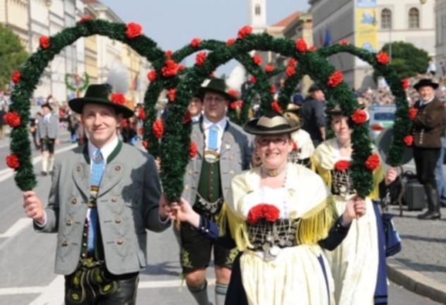 Kostüm Giyebileceğiniz Festivaller: İngiltere'den Almanya'ya