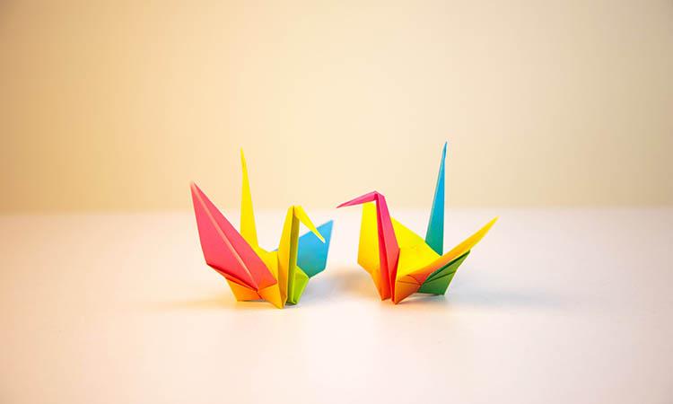 Origami öğrenin.