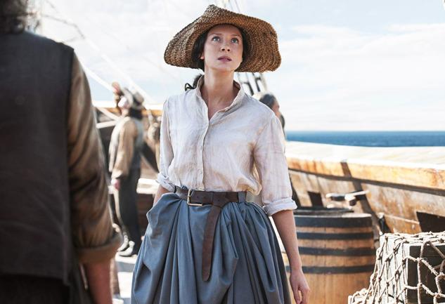Outlander: Yıllara Meydan Okuyan Epik Bir Aşk Hikayesi