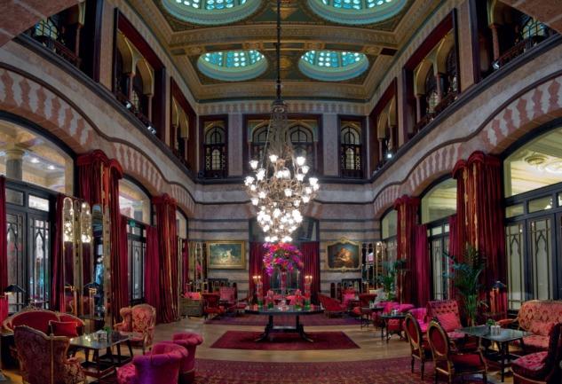 İstanbul'un Art Nouveau Şaheserleri: Beyoğlu'ndan Büyükada'ya