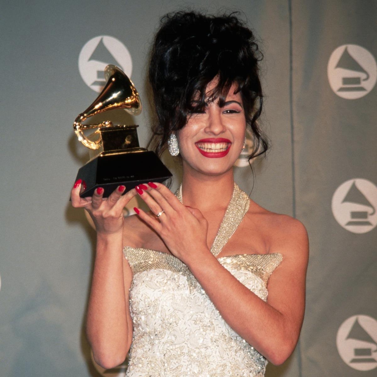 Grammy Ödüllerinde Selana