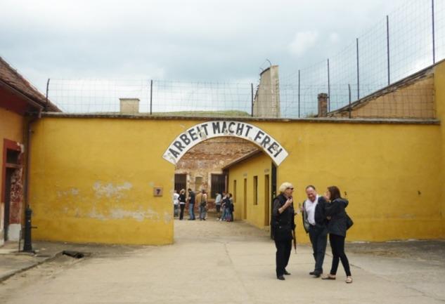 Terezin Toplama Kampı, Prag: Acı Dolu Bir Tarihin Kalıntıları