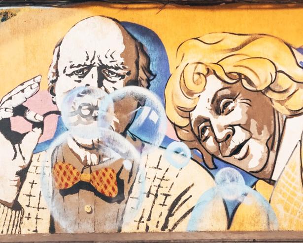 Tiflis'te Bir Alt Geçit
